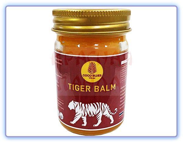 Тайский бальзам Тигровый Coco Blues Tiger Balm