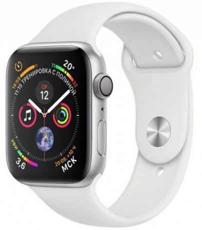 Apple Watch Series 4 GPS 44mm White