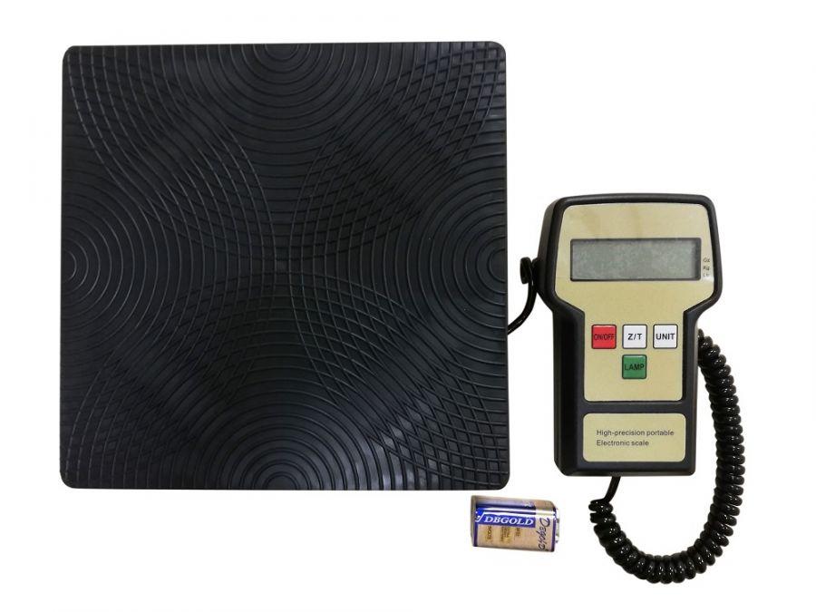 KraftWell KRW-72 Весы электронные для фреона