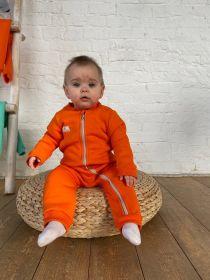 Комбинезон Светлячок Silver Kids утепленный, оранж