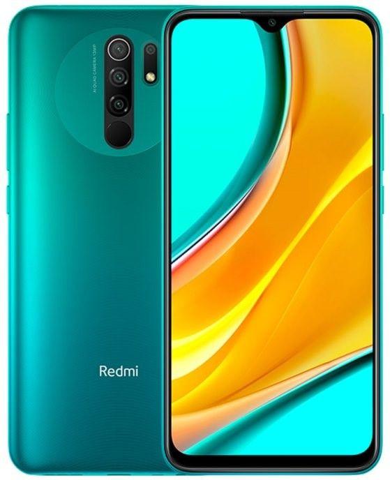 Смартфон Xiaomi Redmi 9 4/64Gb NFC Ocean Green