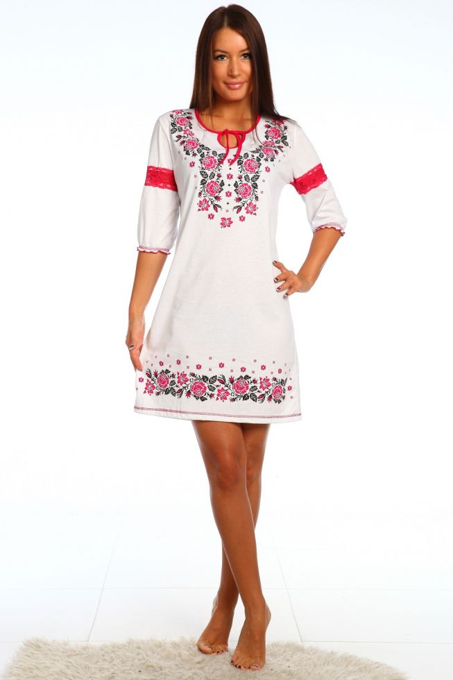 """Платье-сорочка """"Аленушка"""