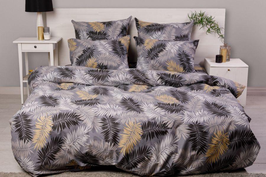 Бязь 1.5 спальный [в ассортименте] Тропики постельное белье