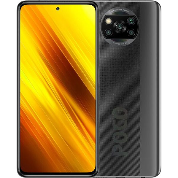 Смартфон Xiaomi Poco X3 6/128Gb Shadow Grey (NFC)