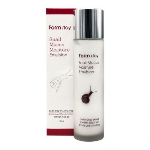 954520 FarmStay Восстанавливающая эмульсия с муцином улитки Snail Mucus Moisture Emulsion
