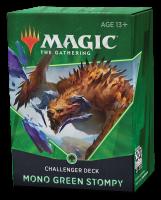 Magic: The Gathering - Mono Green Stompy
