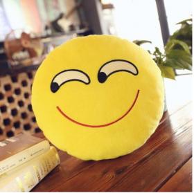 """Подушка Emoji """"Happy"""" Эмоджи """"Счастливый"""" 35 см"""