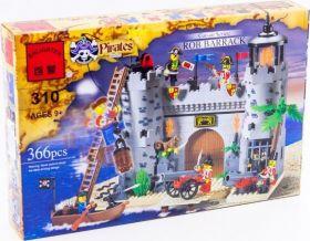 Конструктор Brick Пиратский замок