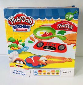 "Пластилин Плэй-до(Play-Doh)  ""Кухонная плита"""