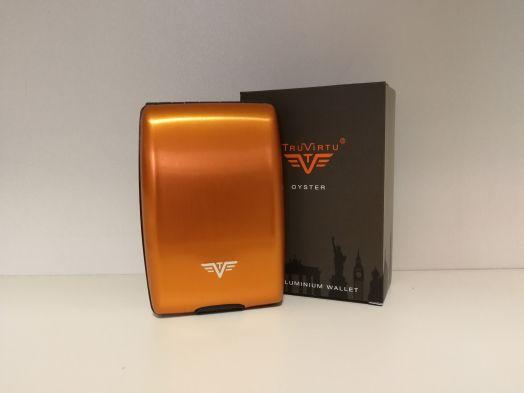 Кошелек TRU VIRTU Oyster, оранжевого цвета, 14.10.1.0001.15