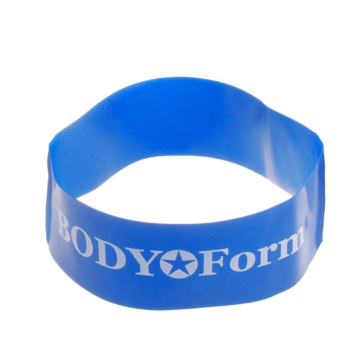 Петля для фитнеса «BF-RL100» нагрузка: 9 кг, р: 600х50х0,5 мм, синий