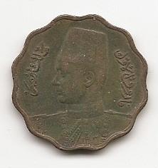10 миллим Египет 1943
