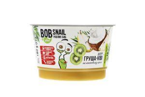 Десерт кокосовый груша-киви ТМ Bob Snail, 180 грамм