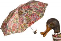 Зонт складной Pasotti Manual Gobelin Papera