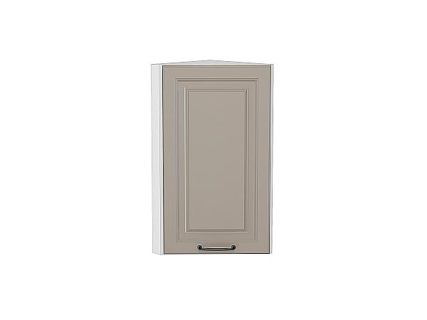 Шкаф верхний торцевой Ницца Royal ВТ230 (Omnia)