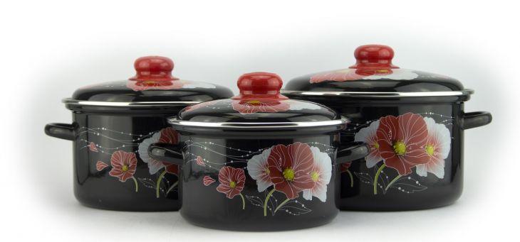 Набор посуды Магнитогорская эмаль,Офелия