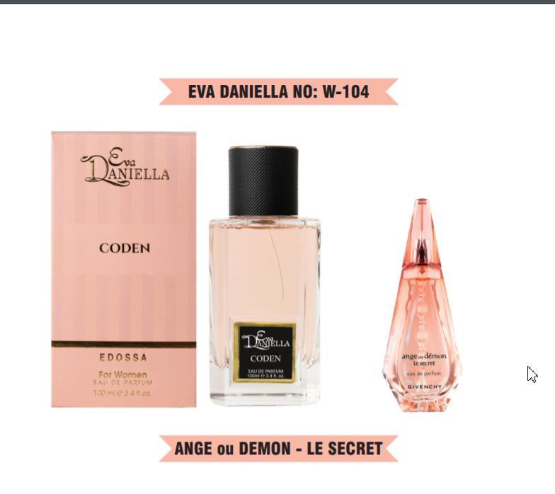 Eva Daniella № W-104-Ange Ou Demon Le Secret 100 мл
