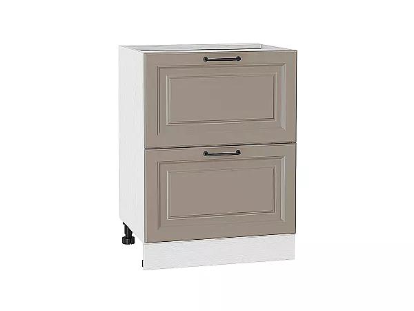 Шкаф нижний Ницца Royal Н602 (Omnia)