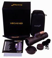 Монокуляр Levenhuk Vegas ED 10x50 - комплектация