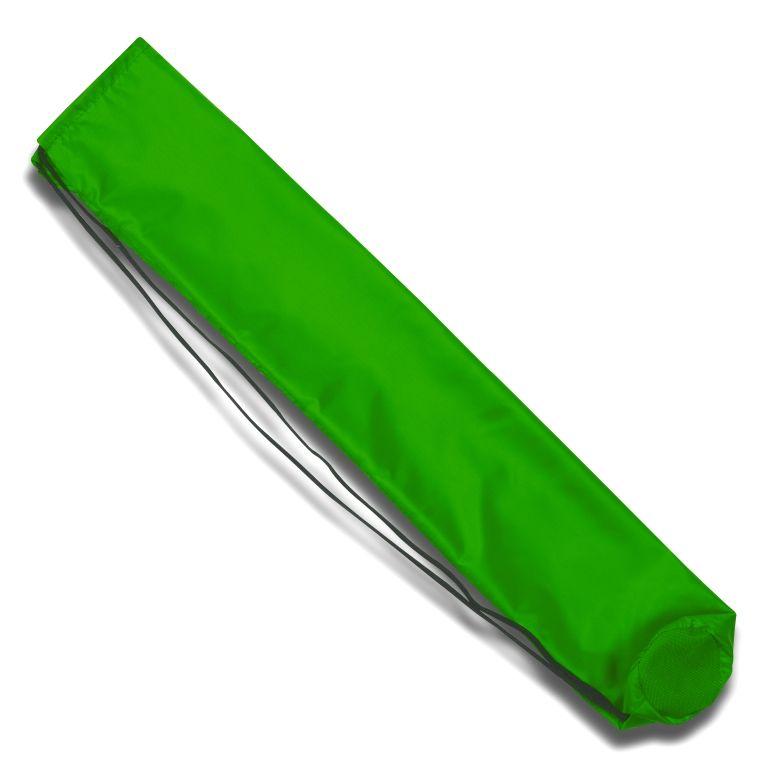 Чехол для скандинавских палок (зелёный)