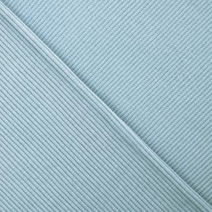 Трикотаж кашкорсе - Голубой 50*28 см.