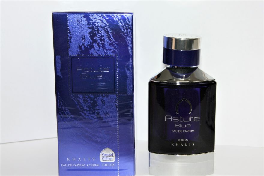 "Парфюмерная вода Khalis ""Astute Blue"" pour Homme 100 ml"