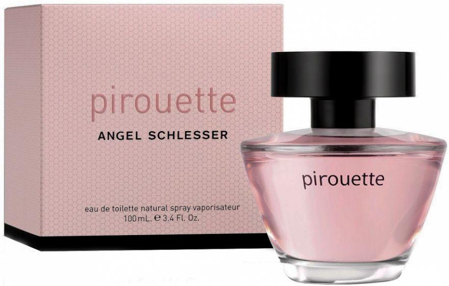 Pirouette Angel Schlesser для женщин 100ml