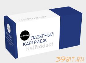 Тонер-картридж NetProduct Brother HL-5440D/5445/5450DN/5470DW/6180DW, 3K (TN-3330)