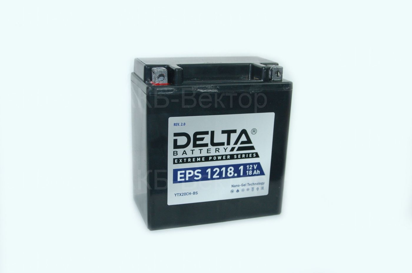 Delta EPS 1218.1 (18Ач 250А) YTX20СH-BS