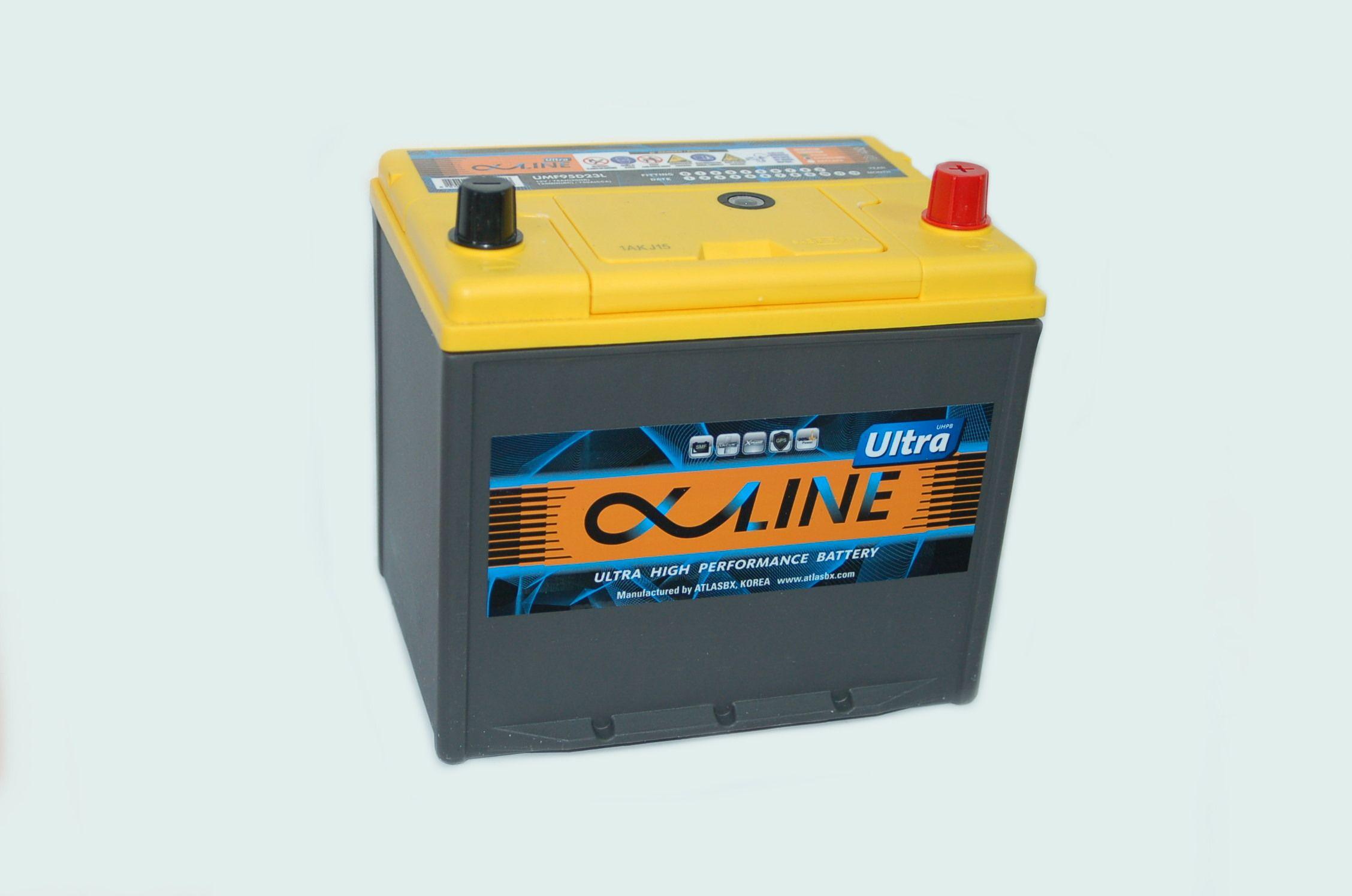 Alphaline Ultra 95D23L/R