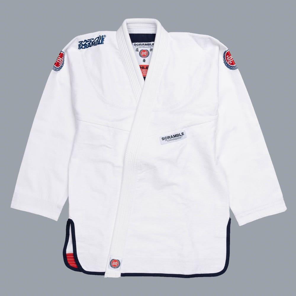 Кимоно Scramble Athlete 5 / 450 - White