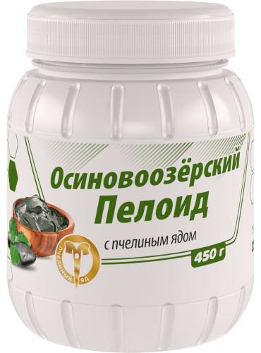 Пелоид (Осиновоозерский) 450гр