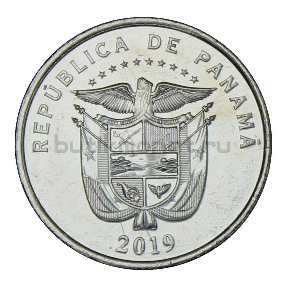 5 сентесимо 2019 Панама