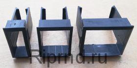 Крепление 1, 2, 3х модульных автоматов (байпас) стабилизатора напряжения