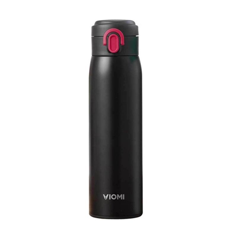 Классический термос Xiaomi Viomi Stainless Vacuum Cup (0,3 л  Черный)