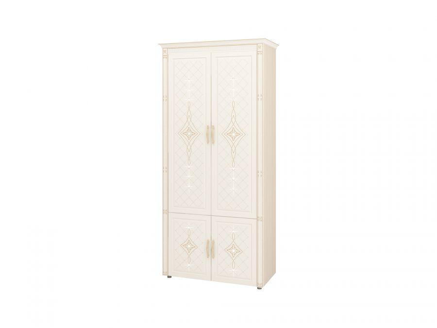 Шкаф для одежды многофункциональный «Венеция 32.22» с колоннами