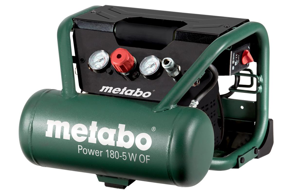 Компрессор поршневой Metabo Power 180-5 W OF (601531000)