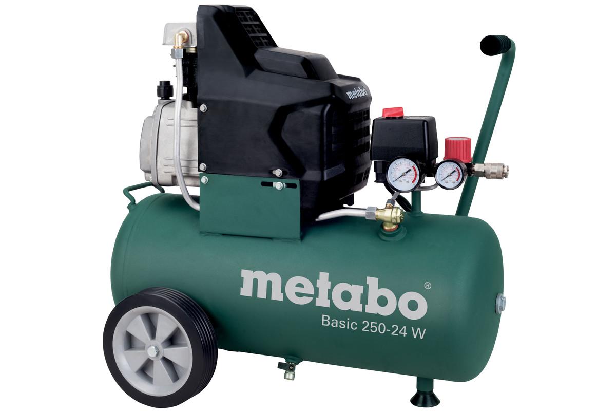 Компрессор поршневой Metabo Basic 250-24 W (601533000)