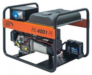 Бензиновый генератор RID RS 4001 PE