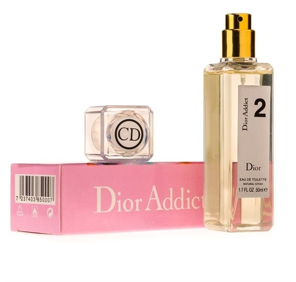 DIOR ADDICT 2 EAU DE TOILETTE 50ML (СУПЕРСТОЙКИЙ)
