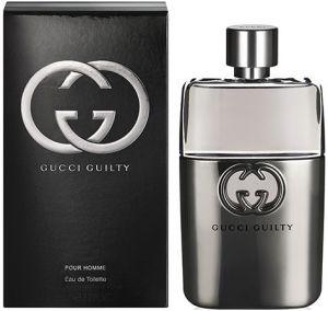 """Туалетная вода Gucci """"Guilty pour Homme"""", 90 ml"""