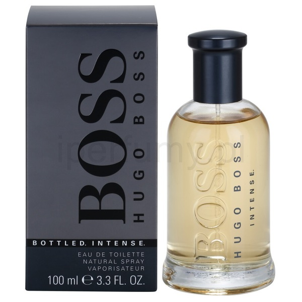 "ТУАЛЕТНАЯ ВОДА HUGO BOSS ""BOSS BOTTLED INTENSE"" 100ML"