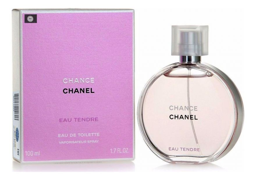 "Туалетная вода Chanel ""Chance Eau Tendre"" 100 ml (оригинал)"