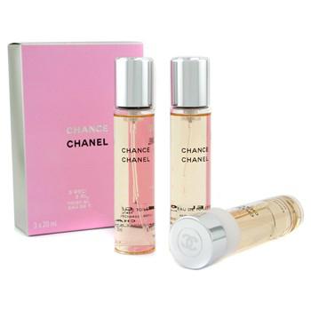 """Туалетная вода Chanel """"Chance"""", 3х20 ml ?"""