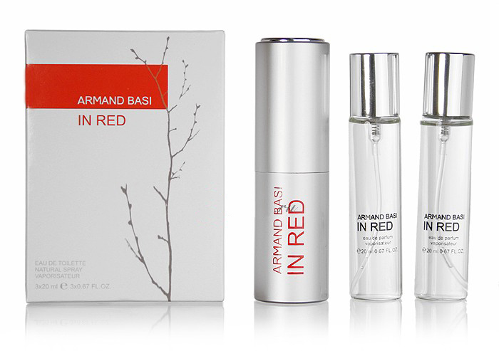 Armand Basi In Red 3х20 ml