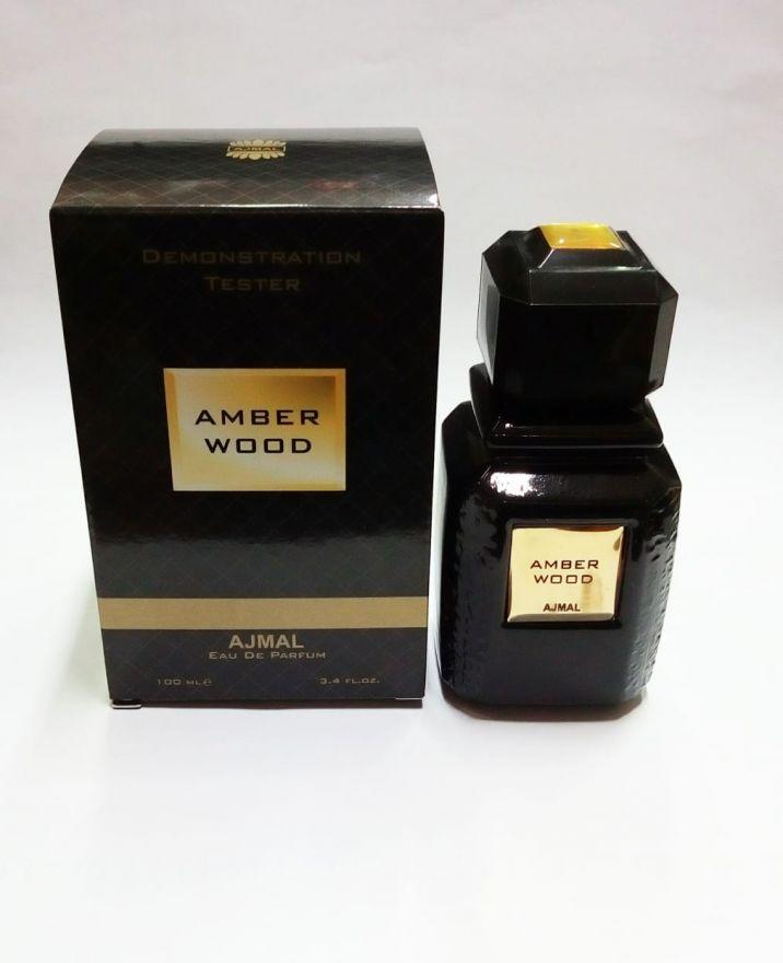 AJMAL AMBER WOOD 100ML (УНИСЕКС)