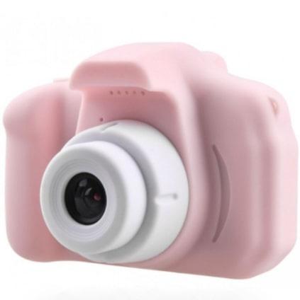 Детский цифровой мини фотоаппарат - для игры и развлечения.