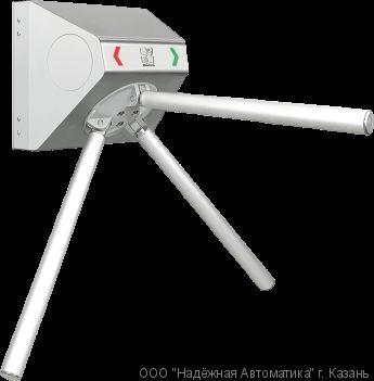 НАВЕСНОЙ ТУРНИКЕТ С АВТОМАТИЧЕСКОЙ «АНТИПАНИКОЙ» «STL-02»