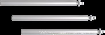 Автоматические преграждающие планки «Антипаника» из стали «PPS-07X»