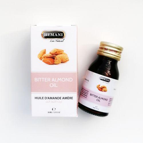 Масло миндаля | Bitter  Almond oil | 30 мл | Hemani